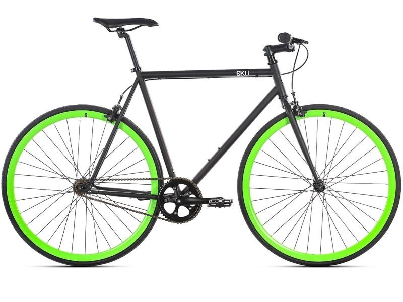 Bicicleta Fixie 6ku Paul