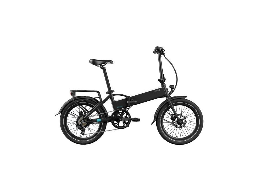 Bicicleta Electrica Legend Monza Smart 2018