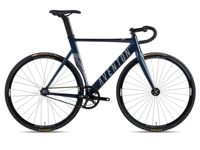 Bicicleta Fixie Aventon Mataro Blue