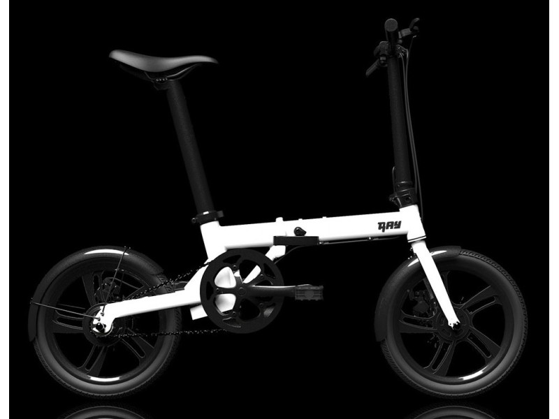 Bicicleta Plegable Electrica Ray