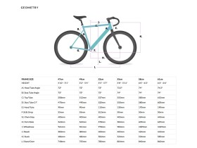 Bicicleta Fixie 6Ku Track Negra