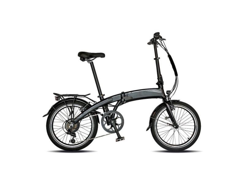 Bicicleta Electrica Plegable Torpado Explorer