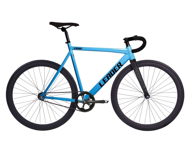 Bicicleta Fixie Leader Cure...