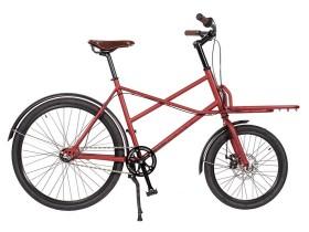 Bicicleta Mensajería Dom...