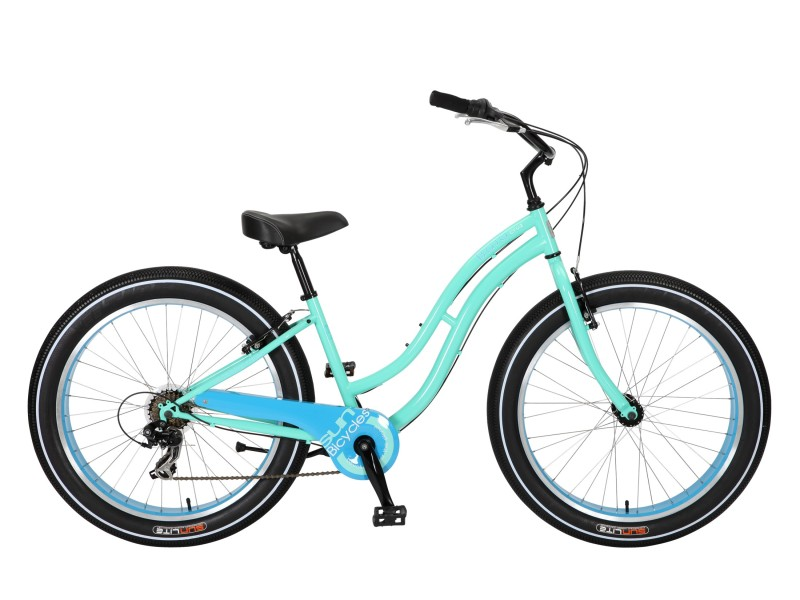 Bicicleta Beach Cruiser Fat...
